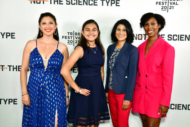 """NY: Debut Of 3M and Generous Films' """"Not the Science Type"""" during the Tribeca Festival in NYC"""