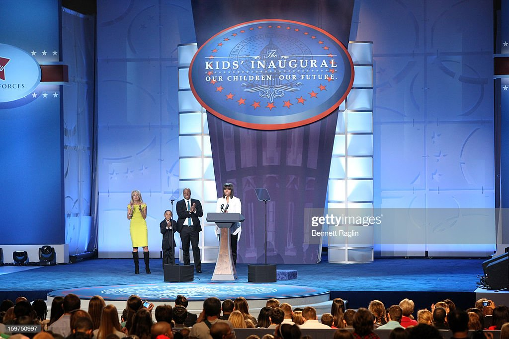2013 Kids' Inaugural: Our Children, Our Future