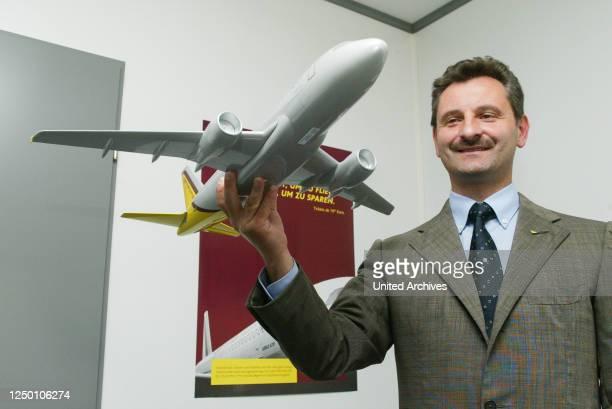 Dr Joachim Klein, Germanwings GmbH, Geschäftsführer - Dr Joachim Klein, Geschäftsführer der Germanwings GmbH.