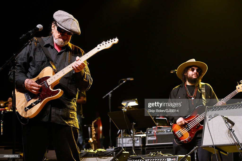 The Musical Mojo of Dr. John: A Celebration Of Mac & His Music - Rehearsals Day 2 : News Photo