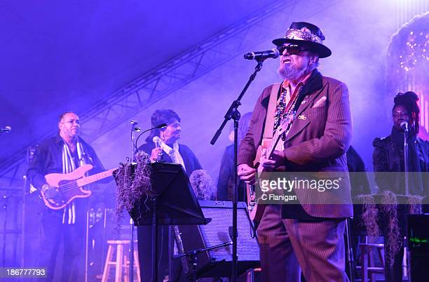 Dr. John and The Night Trippers perform during the 2013 Voodoo Music + Arts Experience at City Park on November 3, 2013 in New Orleans, Louisiana.