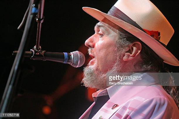 Dr John during The Isle of Capri BB King 80th Birthday Benefit Concert at Mississippi Gulf Coast Coliseum in Biloxi Mississippi United States