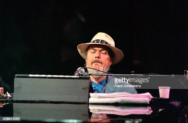 Dr John , piano and vocal, performs at the North Sea Jazz Festival on July 9th 1999 in Amsterdam, Netherlands.