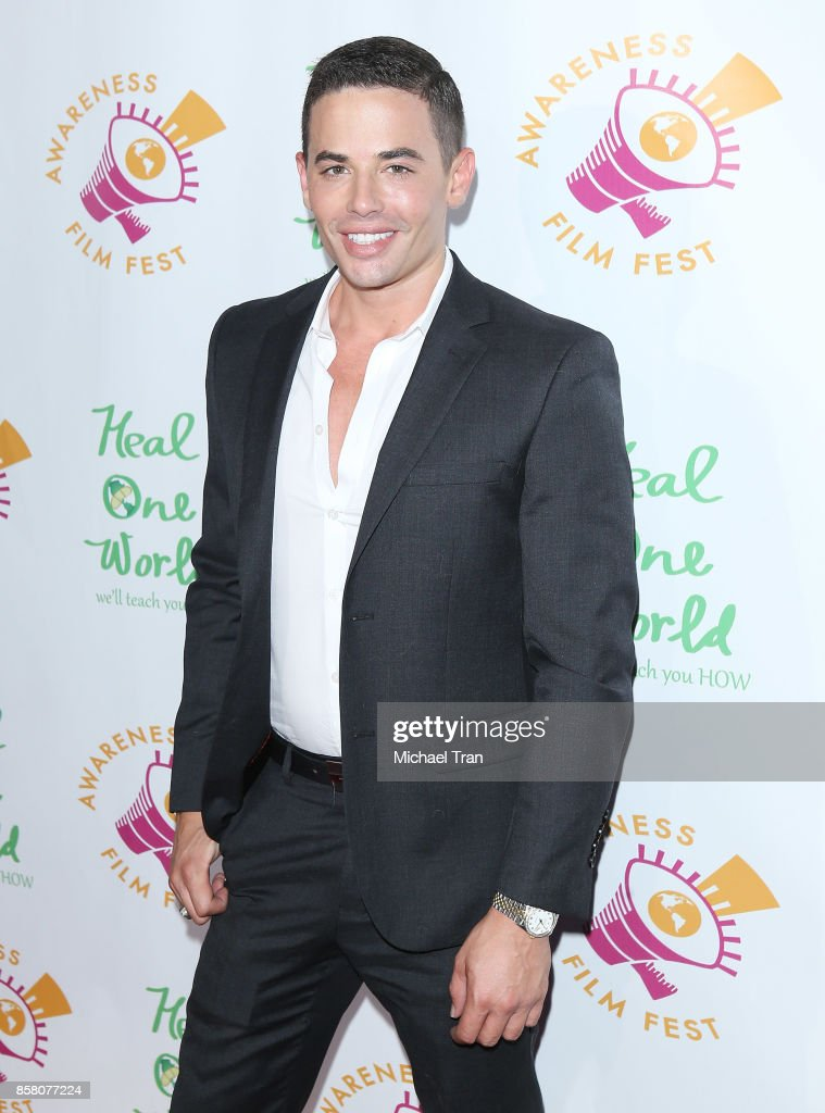Dr. John Sessa arrives to the 2017 Awareness Film Festival Opening Night Premiere of 'The Road to Yulin and Beyond' at Regal LA Live Stadium 14 on October 5, 2017 in Los Angeles, California.