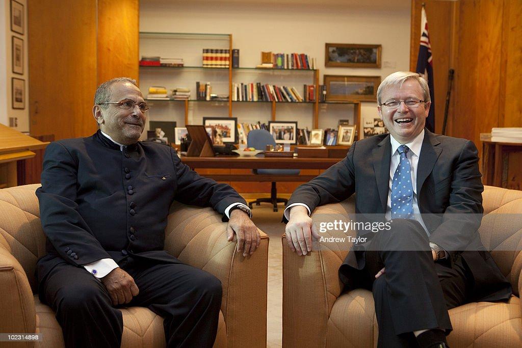 President Jose Ramos-Horta Visits Canberra