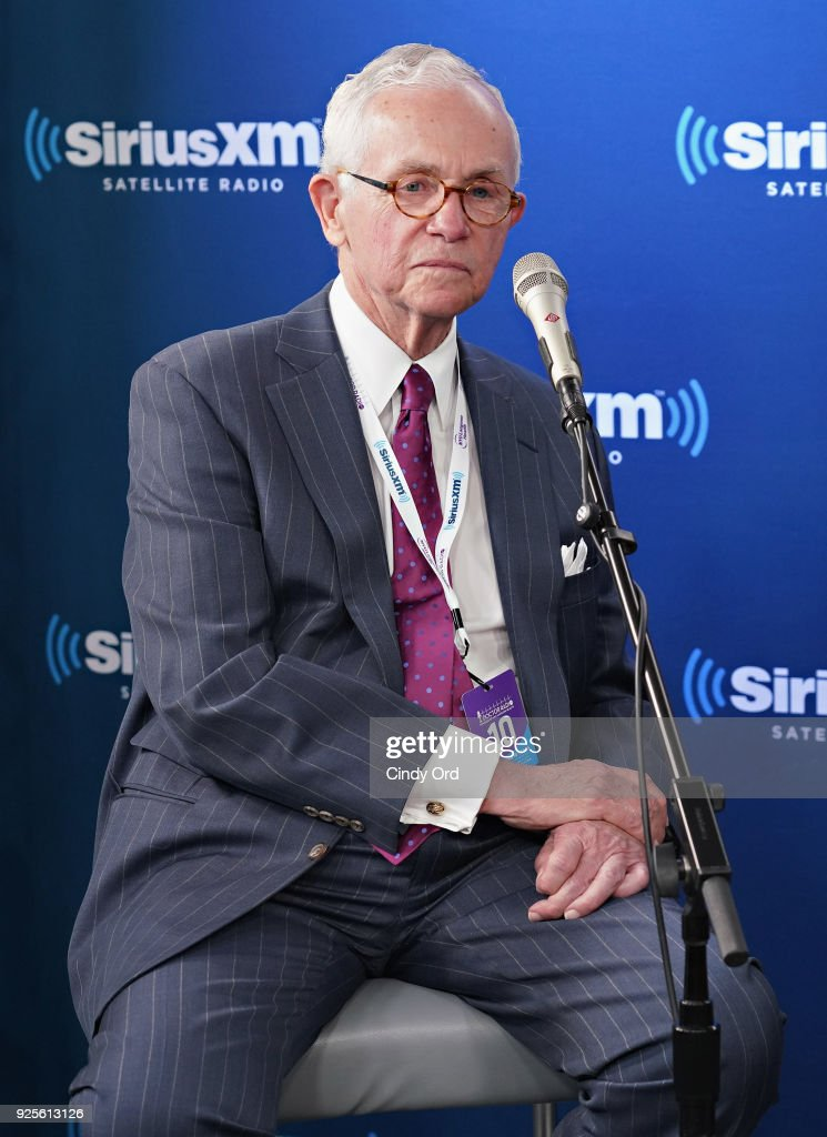 Dr  Joseph McCarthy speaks as SiriusXM and NYU Langone