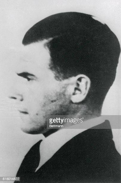 Dr. Joseph Mengele, the former medical officer at Auschwitz concentration camp, shown in this file photo, has been reported captured, March 8th, by...