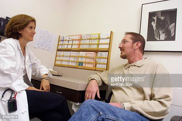 Dr Judith Currier Associated Director at the University of California at Los Angeles Center for Clinical AIDS Research and Education talks 05 June...