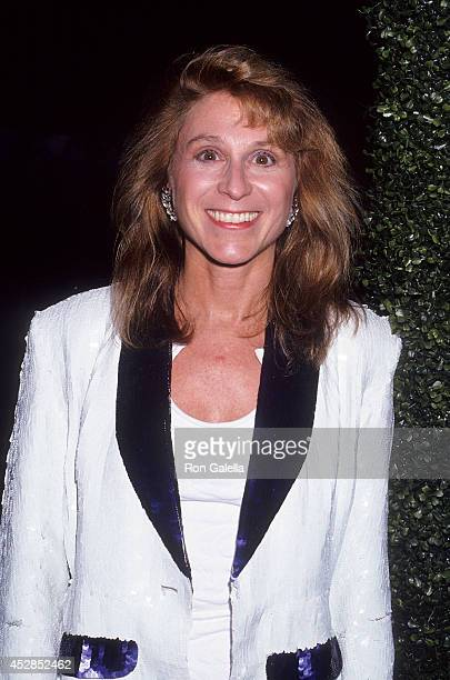 Dr Judy Kuriansky attends the Second Annual 'Boathouse Rock' Dance Party to Benefit amfAR on June 28 1993 at the Central Park Boathouse in New York...