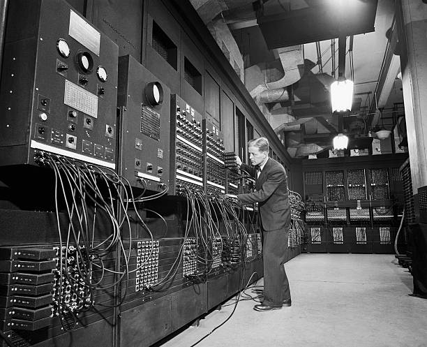 USA: 15th February 1946 - Happy Birthday ENIAC!