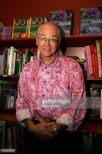 Dr Karl Kruszelnicki attends the 'Books Alive Launch' at Collins Booksellers on Broadway July 30, 2004 in Sydney, Australia.