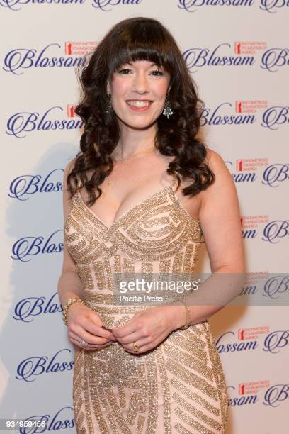 Dr Karli Goldstein attends Endometriosis Foundation of America 9th Annual Blossom Ball at Cipriani 42nd street