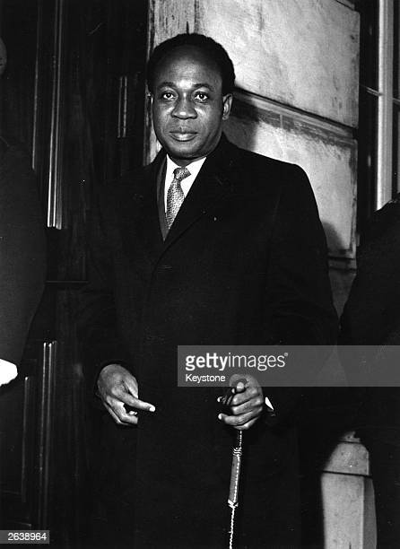 Dr Kwame Nkrumah first Prime Minister of Ghana Original Publication People Disc HH0068