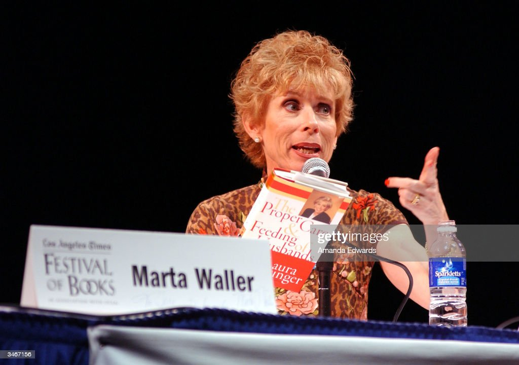 Dr. Laura Schlessinger attends the 9th Annual LA Times Festival of Books on April 25, 2004 at UCLA in Westwood, California.
