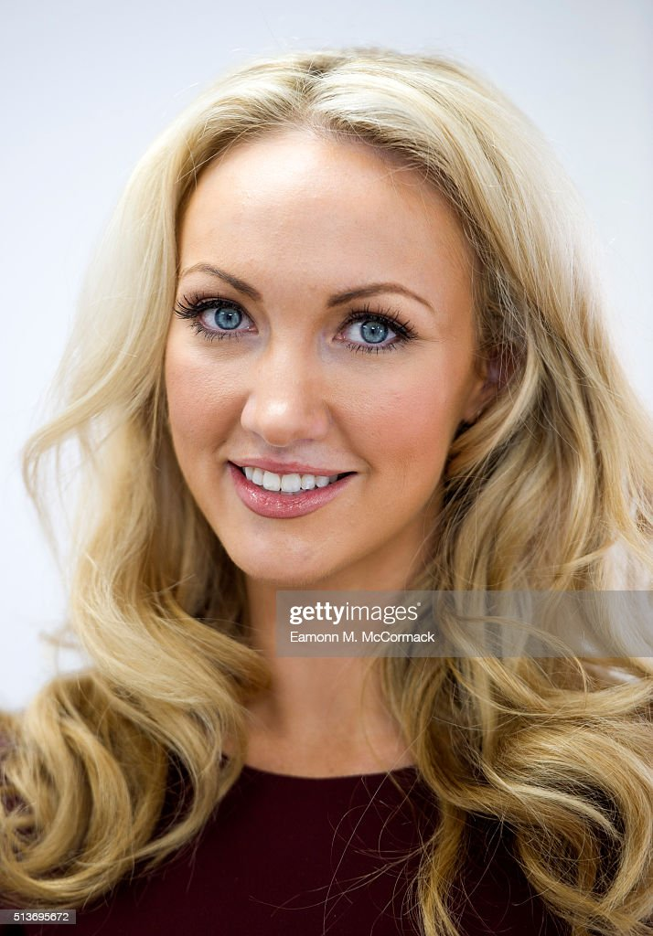 Dr Leah Totton Launches New Clinic With Sir Alan Sugar : News Photo