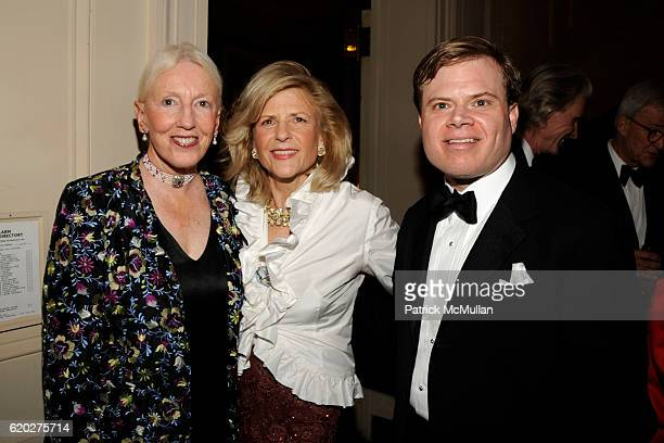 Dr Lee Edwards Terez Rowley and Harry Lefrak attend CAROLINE ROWLEY Birthday Terez and Peter Rowley Anniversary Dinner and Party at Knickerboker Club...