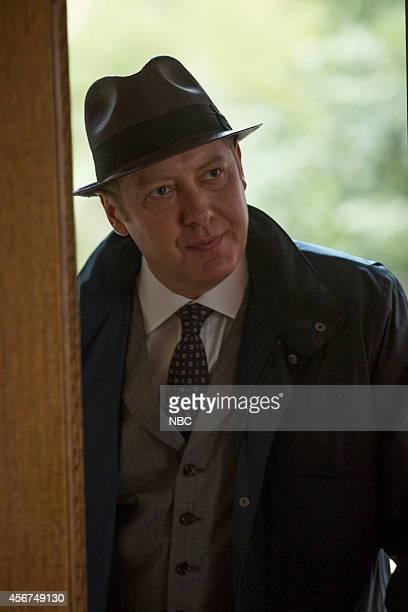 THE BLACKLIST 'Dr Linus Creel' Episode 204 Pictured James Spader as Red Reddington