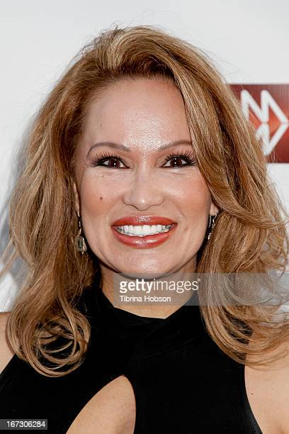 Dr Lisa Christiansen attends the 56th annual Genii Awards at Skirball Cultural Center on April 23 2013 in Los Angeles California