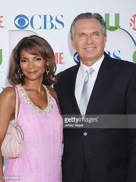 Dr Lisa Masterson and Dr Andrew Ordon arrive at the TCA Party for CBS The CW and Showtime held at The Pagoda on August 3 2011 in Beverly Hills...