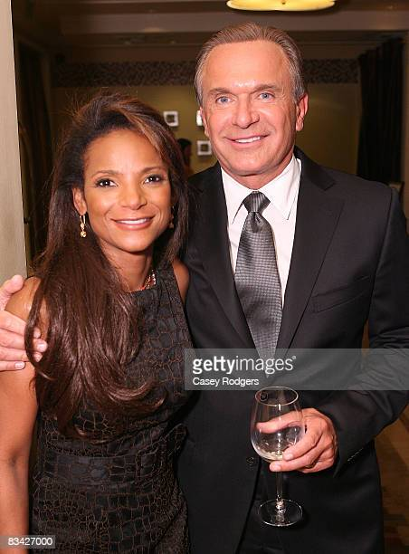 Dr Lisa Masterson and Dr Andrew Ordon attend the Roxbury Surgical Association Fall Celebration at the Mosaic Hotel on October 24 2008 in Beverly...