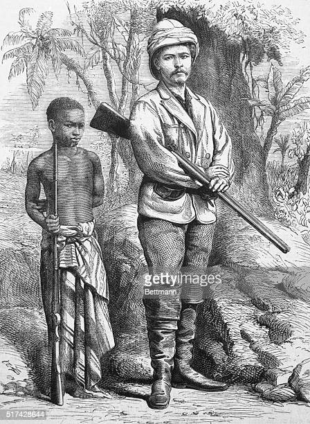 dr livingstone i presume chicago henry morton stanley and his african boy kalulu and dr david - Dr Livingstone I Presume