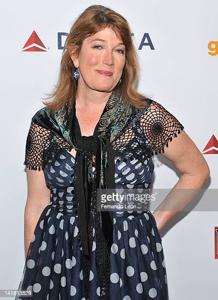 Dr Marci Bowers attends the 23rd Annual GLAAD Media Awards at the Marriott Marquis Hotel on March 24 2012 in New York City