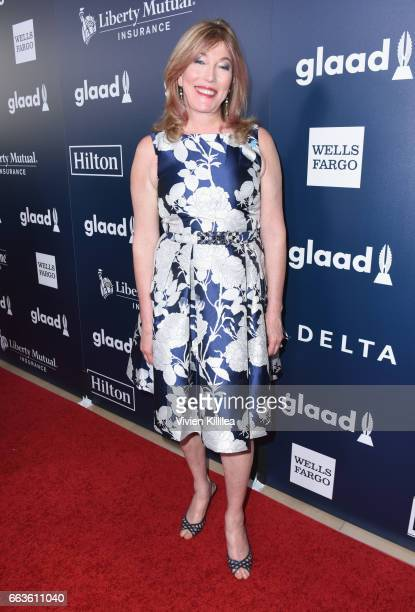 Dr Marci Bowers attends the 28th Annual GLAAD Media Awards in LA at The Beverly Hilton Hotel on April 1 2017 in Beverly Hills California
