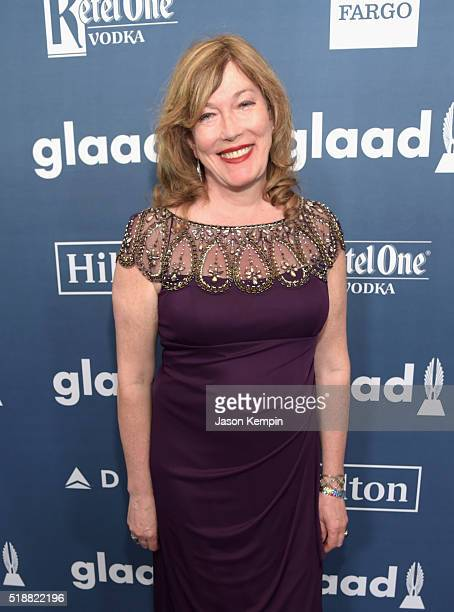 Dr Marci Bowers the 27th Annual GLAAD Media Awards at the Beverly Hilton Hotel on April 2 2016 in Beverly Hills California