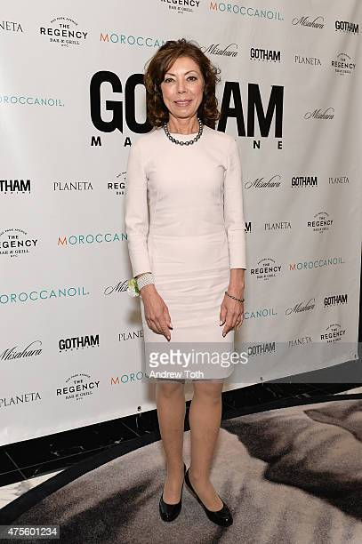 Dr Margaret Cuomo attends Gotham Magazine celebrates New York's Most Influential Women on June 1 2015 in New York City