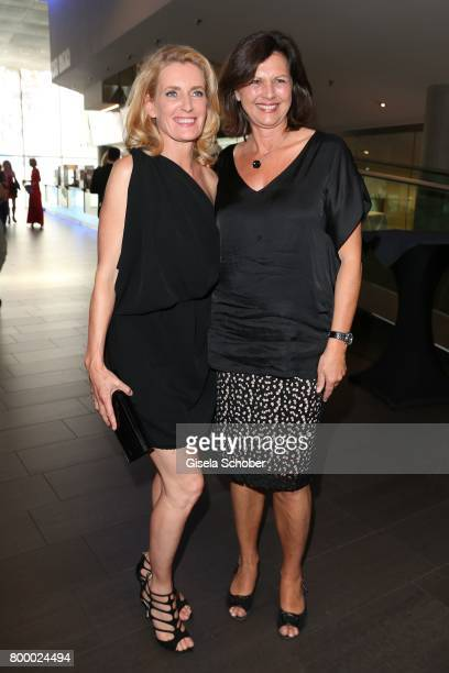 Dr Maria Furtwaengler and Ilse Aigner during the opening night of the Munich Film Festival 2017 at Mathaeser Filmpalast on June 22 2017 in Munich...