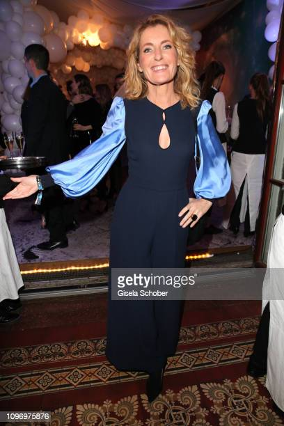 Dr Maria Furtwaengler during the PLACE TO B Berlinale party of BILD at Borchardt Restaurant on February 9 2019 in Berlin Germany