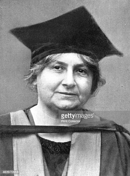 Dr Maria Montessori Italian philosopher 1926 In addition to being a philosopherm Montessori was also a physician educator humanitarian and devout...