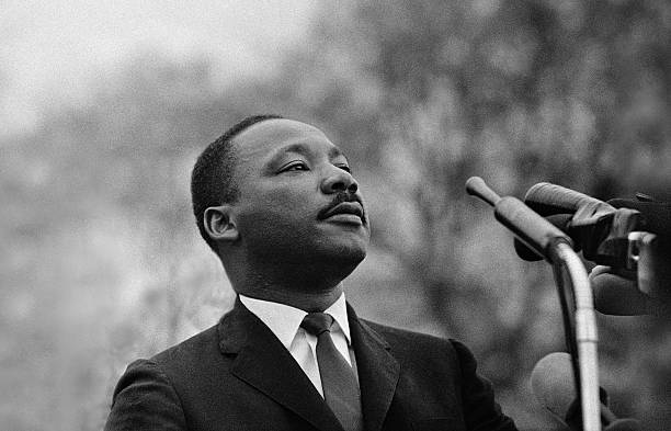 USA: 15th January 1929: Martin Luther King Born