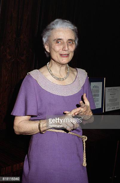 Dr Mary Steichen Calderone the acknowledged 'mother of sex education' who turned 75 this year is still strikingly beautiful She's shown 8/27/79 in...