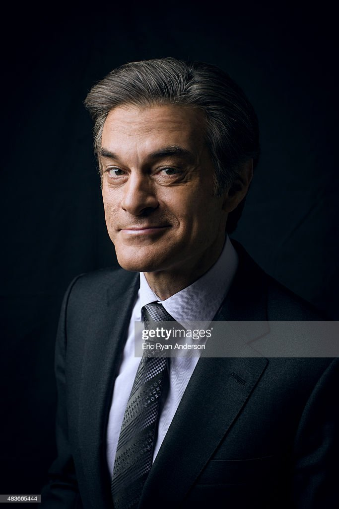 Dr. Mehmet Oz and Dr. Jonathan Lapook, The Hollywood Reporter, September 15,