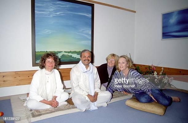 Dr Menge Augustin Wunderheiler Guruji Mohan Gudrun Laves Doris Kunstmann Worpswede Schauspielerin Promis Prominente Prominenter
