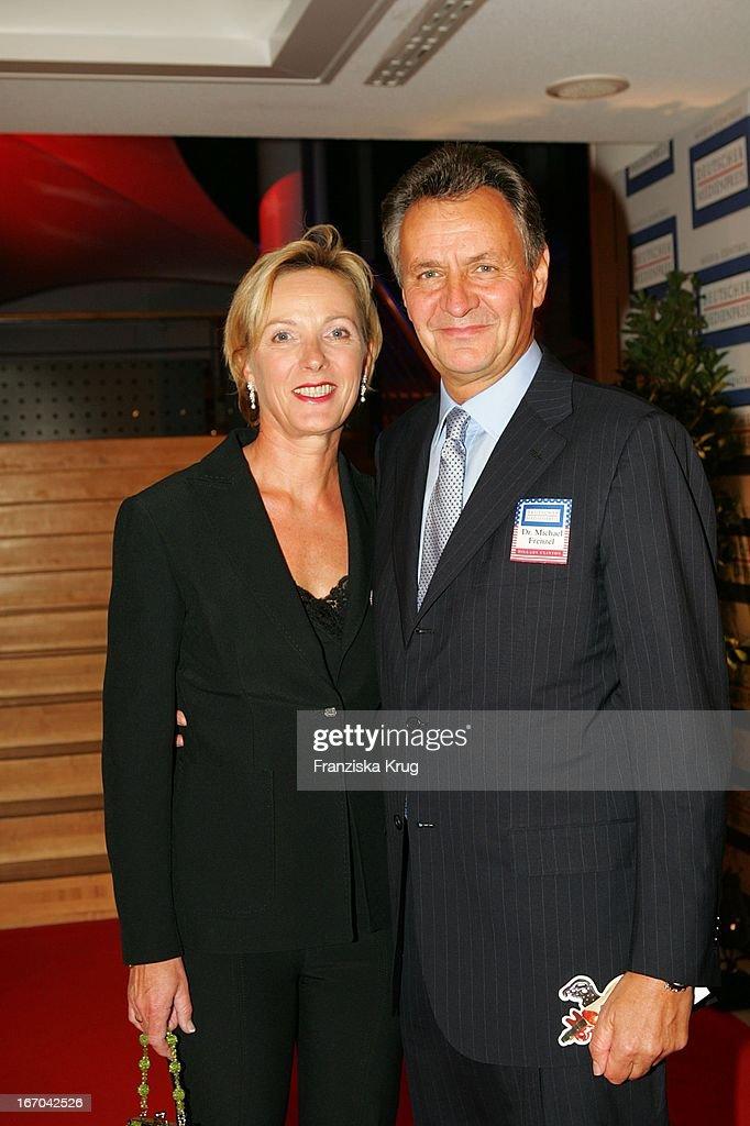 Frenzel Und Frenzel deutscher medienpreis 2005 pictures getty images