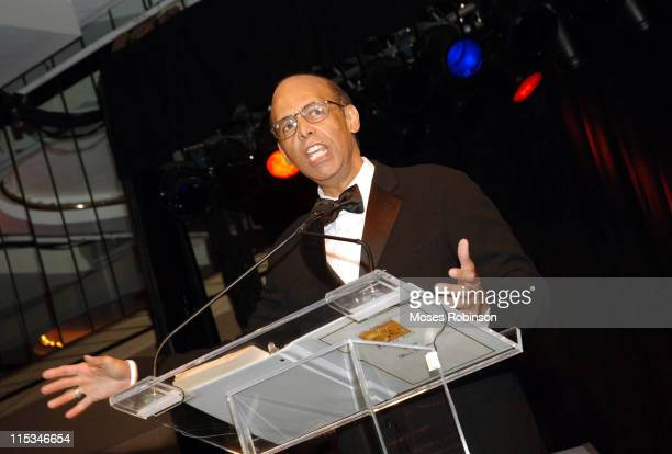 "Dr. Michael L. Lomax, CEO/president of UNCF during 22nd Annual Mayor's Masked Ball ""An Evening of Holiday Magic"" at Atlanta Marriott Marquis in..."