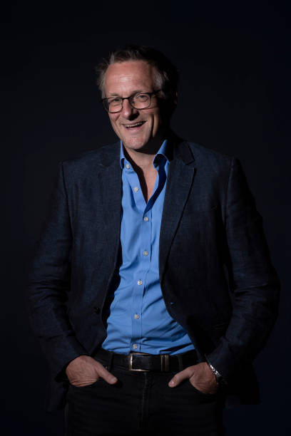 AUS: Dr Michael Mosley Attends 14th World Congress On Inflammation