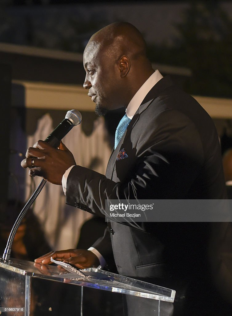 R.E.S.T.O.R.E: The Foundation For Reconstructive Surgery Charity Event Celebrates Dr. Michael Obeng's Birthday Hosted By NBA Legend John Salley : News Photo