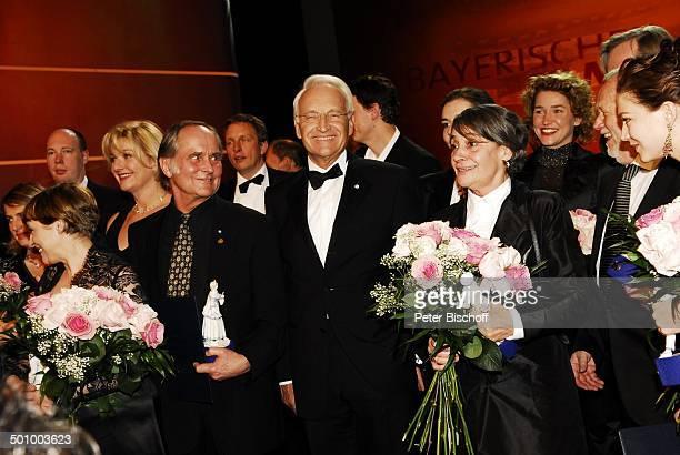 Dr Michael Verhoeven Katharina Thalbach Edmund Stoiber Monica Bleibtreu Joseph Vilsmaier Hannah Herzsprung Gäste Verleihung Bayerischer Filmpreis...