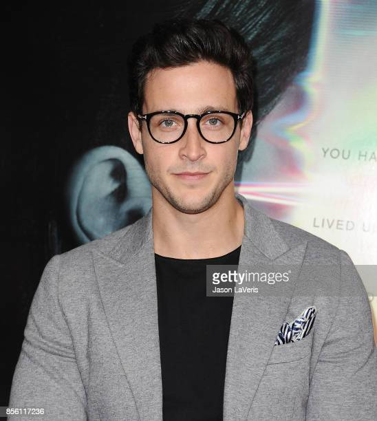 Dr Mikhail Varshavski attends the premiere of 'Flatliners' at The Theatre at Ace Hotel on September 27 2017 in Los Angeles California