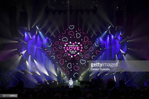 Dr Miriam Adelson speaks onstage during the 24th annual Keep Memory Alive 'Power of Love Gala' benefit for the Cleveland Clinic Lou Ruvo Center for...