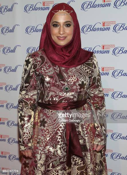 Dr Mona Orady attends The Endometriosis Foundation of America Celebrates their 9th Annual Blossom Ball Honoring SingerSongwriter Halsey on March 19...