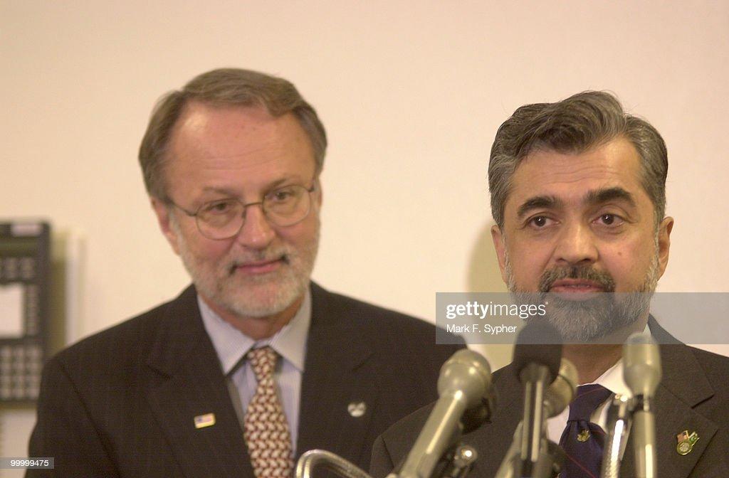 Pakistani-Americans : News Photo