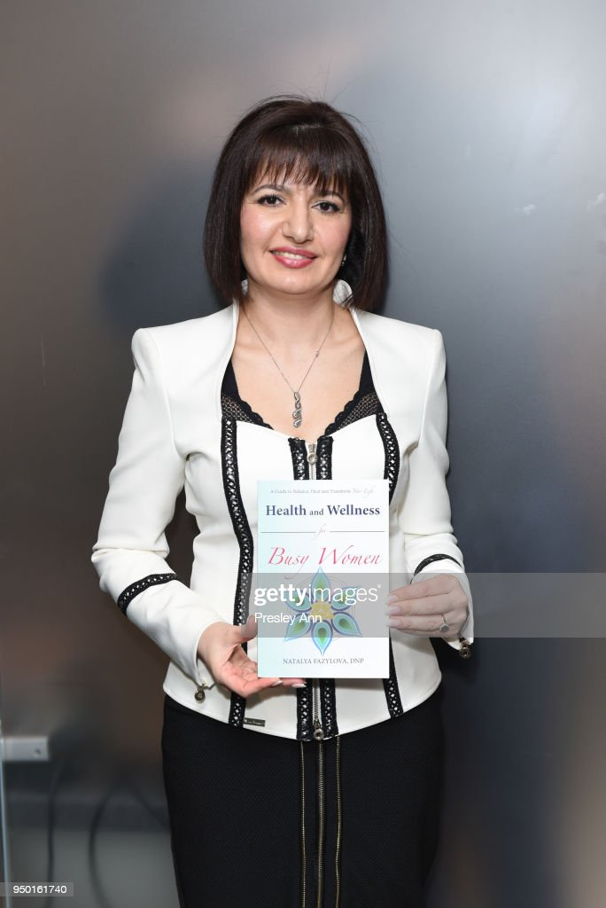 "Dr. Natalya Fazylova of Radiance Aesthetics & Wellness Hosts ""A Bridge To The Holy Land"" Charity Reception"