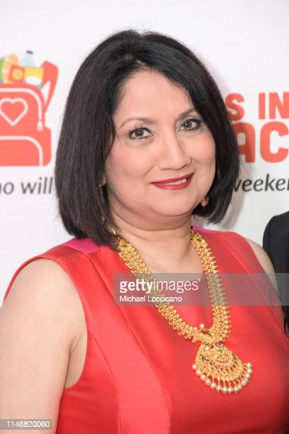 Dr Neeli Bendapudi attends the 145th Kentucky Derby Unbridled Eve Gala at The Galt House Hotel Suites Grand Ballroom on May 03 2019 in Louisville...