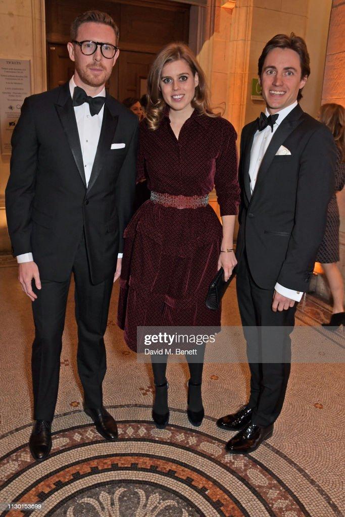 The Portrait Gala 2019 : News Photo