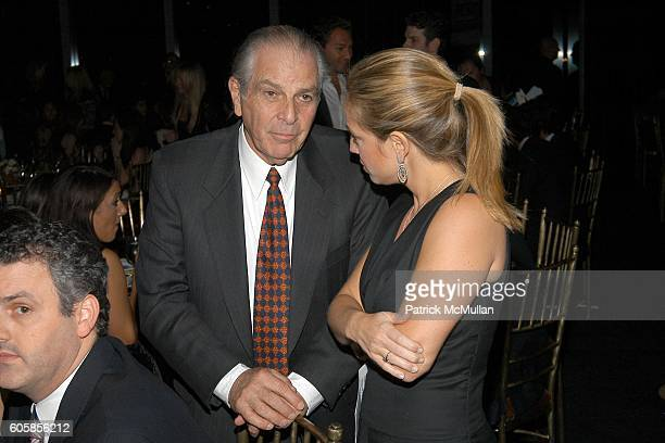 Dr Noel Hecht and Lauren Glassberg attend LIVE4LIFE Benefit Gala at Mandarin Oriental on October 16 2006 in New York City