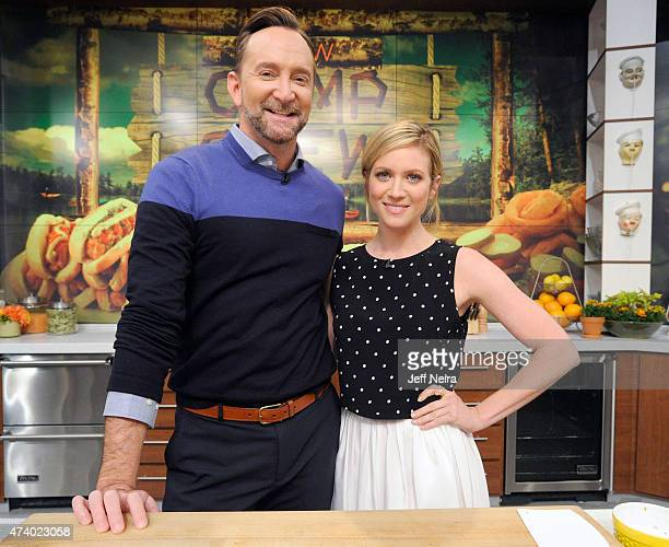 THE CHEW Dr Oz and Brittany Snow are the guests Friday May 15 2015 on ABC's 'The Chew' 'The Chew' airs MONDAY FRIDAY on the ABC Television Network
